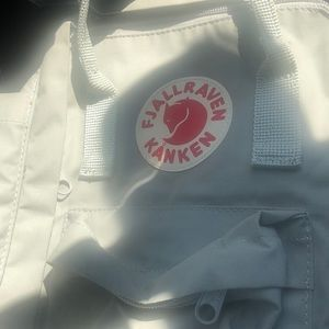 Mini  fall raven  kanken backpack